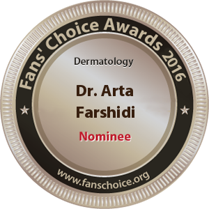 Dermatologist Newport Beach - Fans' Choice Award
