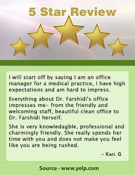 Dermatologist Newport Beach - 5 Rating Testimonials